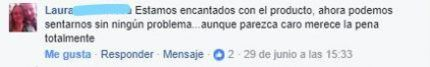 opiniones RiveKids facebook