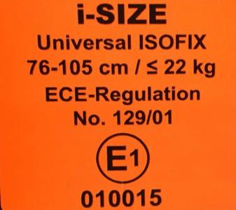 i-size R-129
