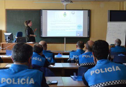 Formación Policía Rivekids