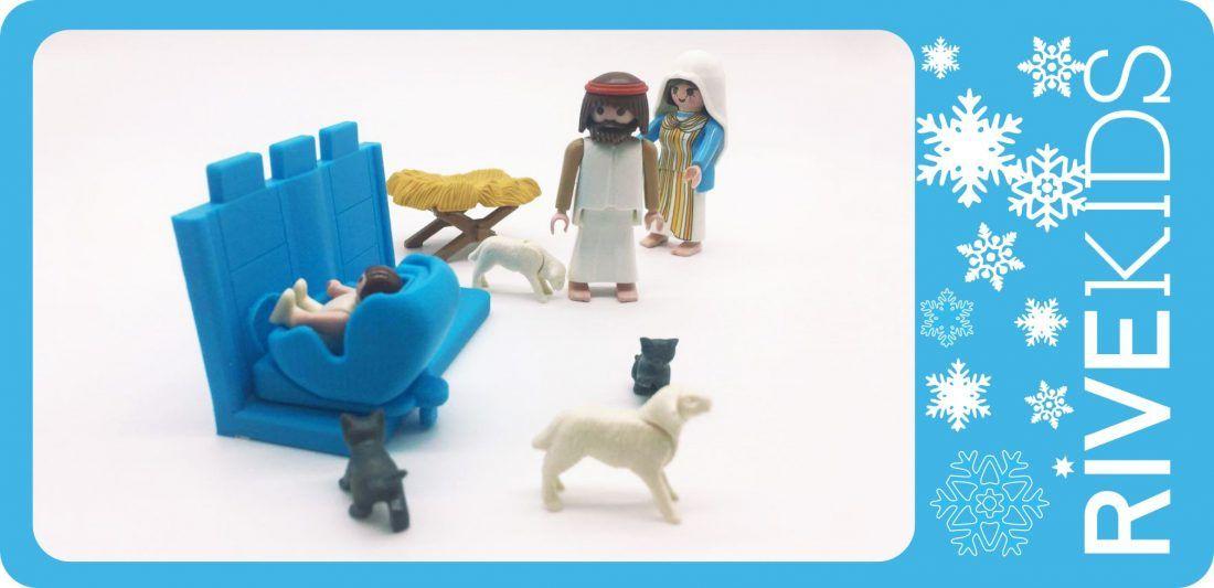 A contramarcha Navidad Rivekids