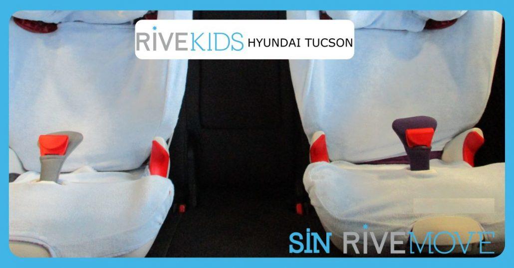 imagen de espacio entre dos sillas de niño sin rivemove en un hyundai tucson