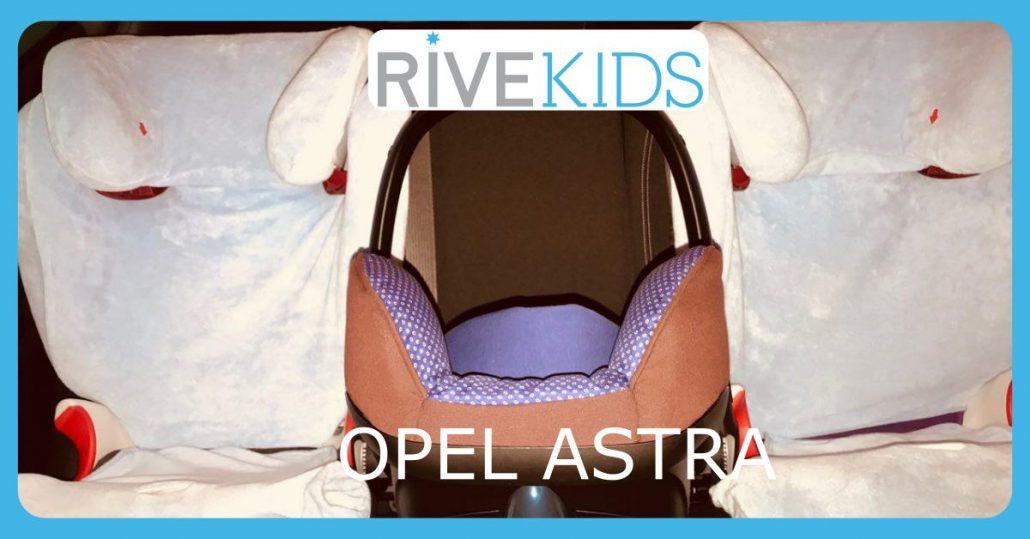 imagen de tres sillas metidas en un opel con rivemove