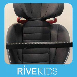 sillas de coche grupo 1 2 3 rivekids