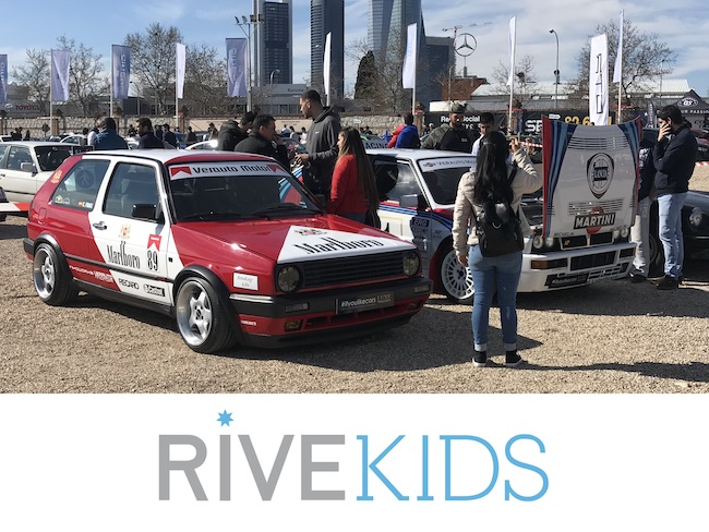 Rivekids en IF YOU LIKE CARS