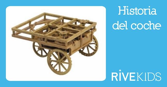 davinci_carro_historia_coche_rivekids
